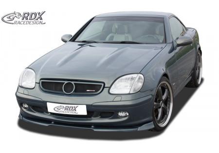 RDX Front Spoiler VARIO-X MERCEDES SLK R170 2000+