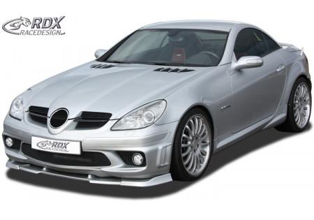 RDX Front Spoiler VARIO-X MERCEDES SLK R171 AMG -2008