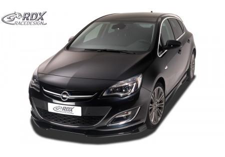 RDX Front Spoiler VARIO-X OPEL Astra J Facelift 2012+