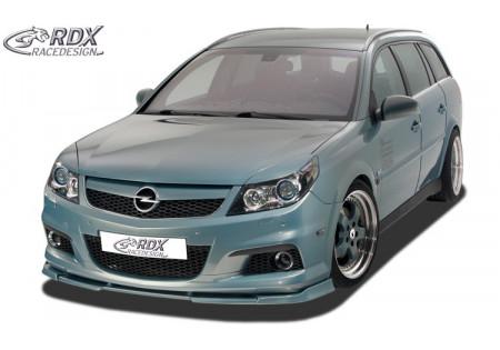 RDX front spoiler VARIO-X OPEL Vectra C OPC