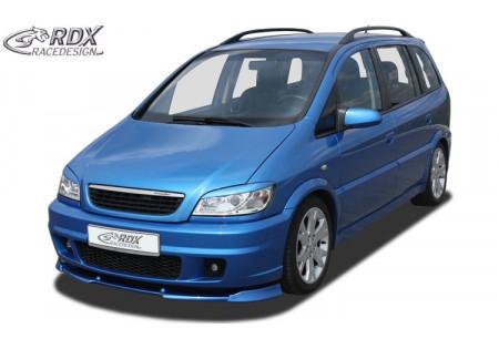 RDX Front Spoiler VARIO-X OPEL Zafira A OPC