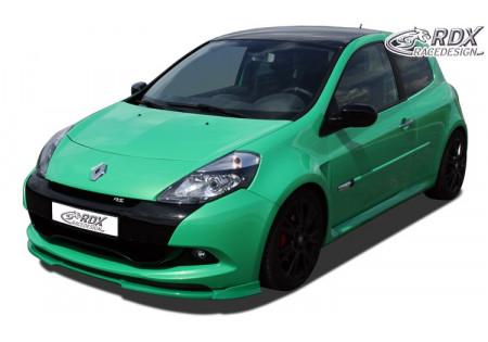 RDX Front Spoiler VARIO-X RENAULT Clio 2011+ RS / Sport