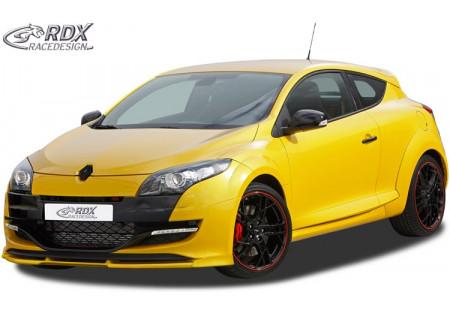 RDX Front Spoiler VARIO-X RENAULT Megane 3 RS