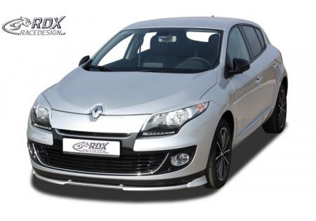 RDX Spoiler anteriore VARIO-X RENAULT Megane 3 incl Grandt. 2012+
