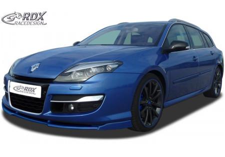 RDX Front Spoiler VARIO-X RENAULT Laguna 3 Phase 2 2011+ RDFAVX30489
