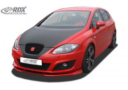 RDX Front Spoiler VARIO-X SEAT Leon 1P Facelift 2009+
