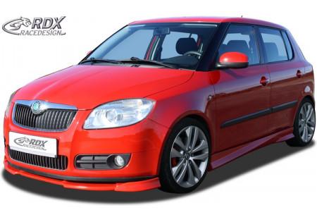 RDX Front Spoiler VARIO-X SKODA Fabia 2 Type 5J -2010