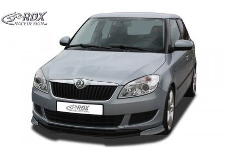 RDX Front Spoiler VARIO-X SKODA Fabia 2 Typ 5J 2010+