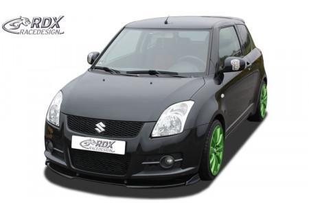RDX Front Spoiler VARIO-X SUZUKI Swift Sport 2005 - 2010 RDFAVX30535