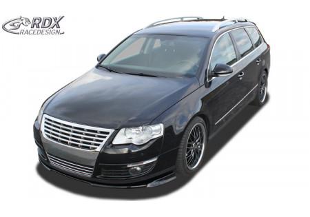 RDX Front Spoiler VARIO-X VW Passat B6 / 3C