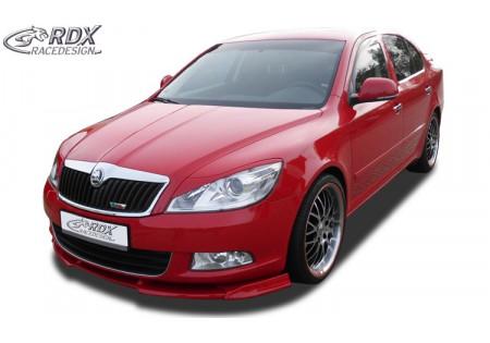 RDX Front Spoiler VARIO-X SKODA Octavia 2 Facelift 1Z 2008+