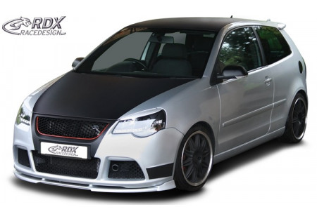 RDX Front Spoiler VARIO-X VW Polo 9N3 Cup Edition