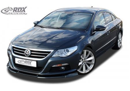 RDX Front spoiler VARIO-X VW Passat CC -2012