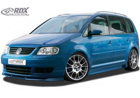 RDX Front Spoiler VARIO-X VW Touran -2006 / Caddy