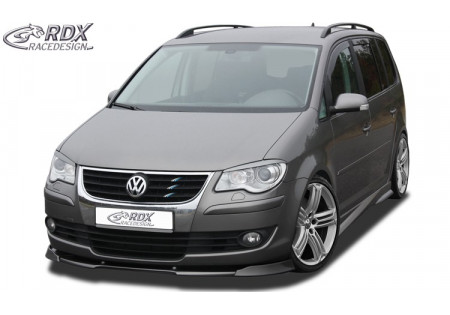 RDX Front Spoiler VARIO-X VW Touran 2007+