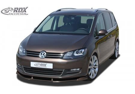 RDX Front Spoiler VARIO-X VW Sharan 7N 2010+