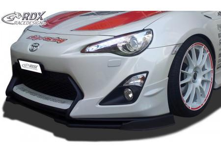 RDX Spoiler anteriore VARIO-X TOYOTA GT86 Aero Paket