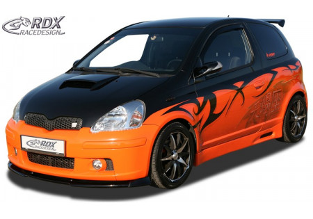 RDX Front Spoiler VARIO-X TOYOTA Yaris TS P1 2003-2005