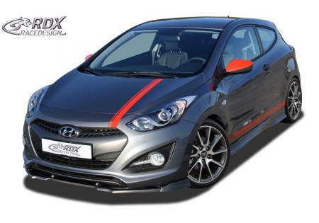 RDX Front Spoiler VARIO-X HYUNDAI I30 Coupe 2013+
