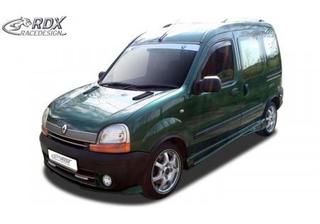 RDX front Spoiler VARIO-X RENAULT Kangoo 1 1998-2003