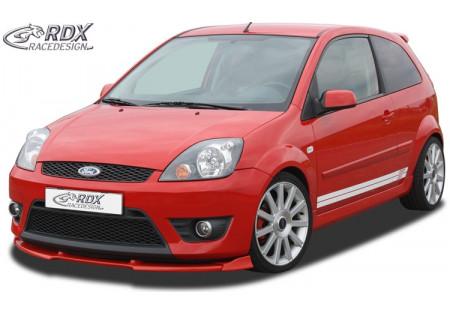 RDX Front Spoiler VARIO-X FORD Fiesta ST MK6 JH1 JD3