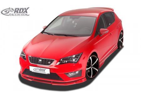 RDX Front Spoiler VARIO-X SEAT Leon 5F FR & Cupra