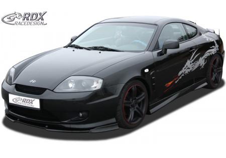 RDX Front Spoiler VARIO-X HYUNDAI Coupe GK 2005-2007