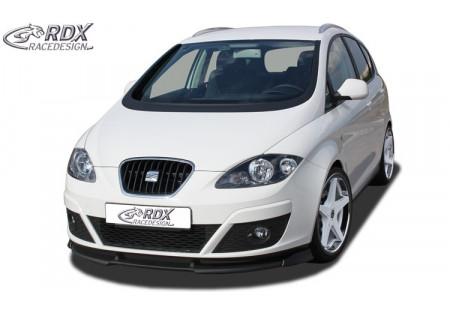 RDX Front Spoiler VARIO-X SEAT Altea 5P Facelift incl. XL