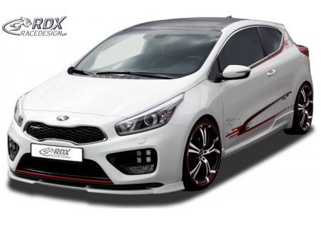 RDX Front Spoiler VARIO-X KIA Ceed/Pro Ceed GT Type EU 2013+