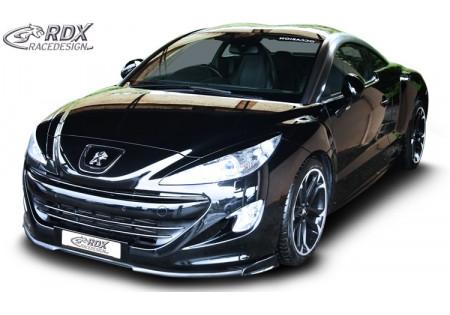 RDX Front Spoiler VARIO-X PEUGEOT RCZ 2010-2013 RDFAVX30669