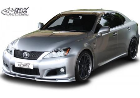 RDX Front Spoiler VARIO-X LEXUS IS F