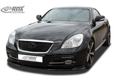 RDX Fronts Spoiler VARIO-X LEXUS SC 430 2006-2010 RDFAVX30673