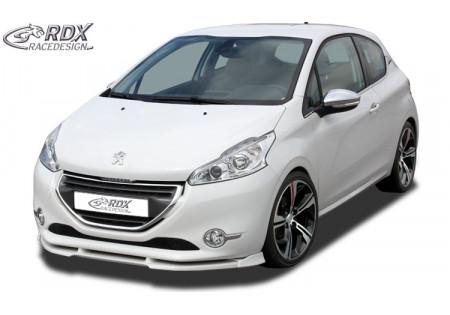 RDX Front Spoiler VARIO-X PEUGEOT 208