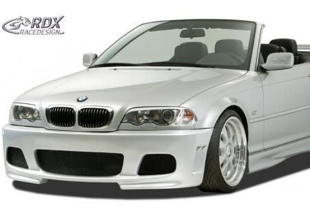 RDX Front bumper BMW 3-series E46 coupe/convertible M-Line