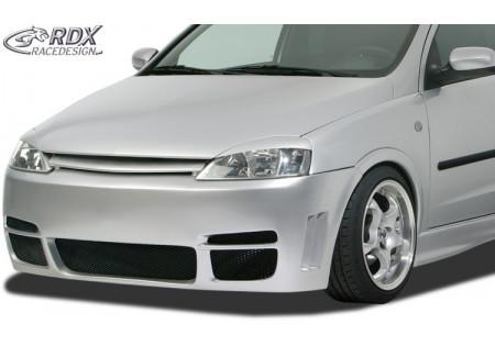 RDX Front bumper OPEL Corsa C GT4 RDFS009
