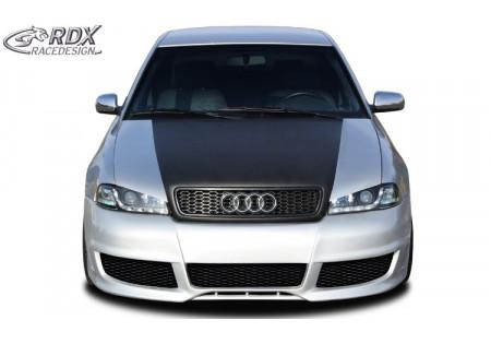 RDX Front bumper AUDI A4 B5 RS4-B7-Look