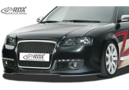 RDX Front bumper AUDI A6 4B C5 2001+ SingleFrame for Xenon RDFS069SWR