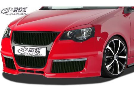 RDX Front bumper VW Polo 9N3 GTI-Five for Xenon