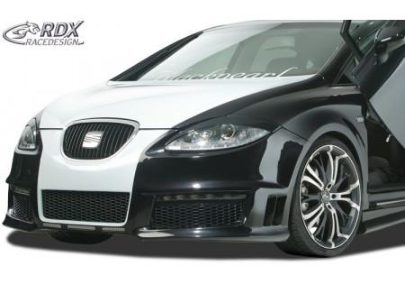 RDX Front bumper SEAT Leon 1P -2009 GTI-Five