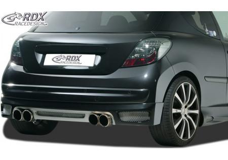 RDX Sottoparaurti posteriore PEUGEOT 207 / 207CC
