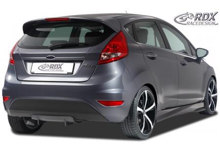 RDX Rear Diffusor FORD Fiesta MK7 JA8 JR8 2008+ RDHAD1-006