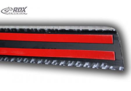 RDX Trunk lid spoiler Universal CARBON Look Length 114cm