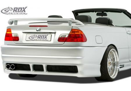 RDX Rear bumper BMW 3-series E46 M-Line