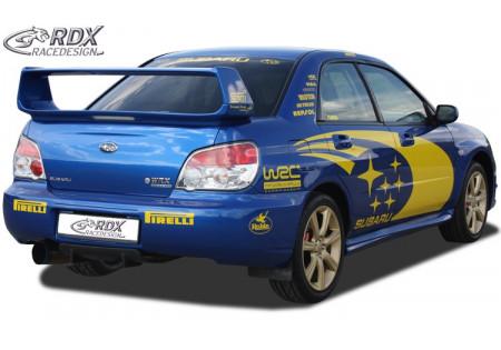 RDX Rear Diffusor SUBARU Impreza 3 GD WRX 2005-2007 RDHAD1-011