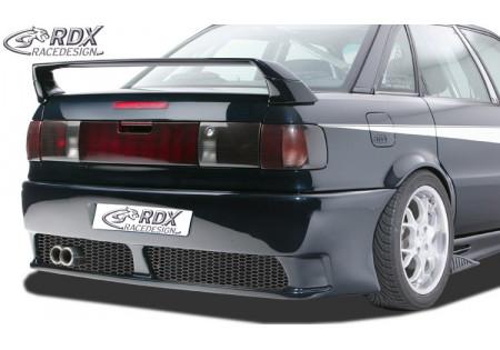 RDX Rear bumper AUDI 80-B3/B4 sedan/Avant +numberplate RDHS038KZ