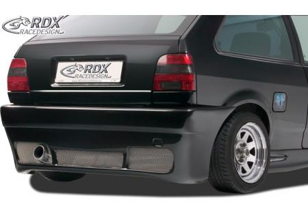 RDX Rear bumper VW Polo 3 / 86c2f Coupe