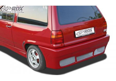 RDX Rear bumper VW Polo 3 / 86c2f Hatchback RDHS052