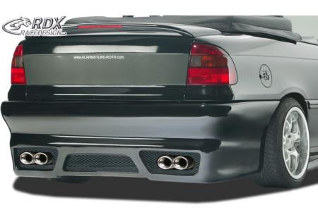 RDX Rear bumper OPEL Astra F Convertible/Sedan RDHS058