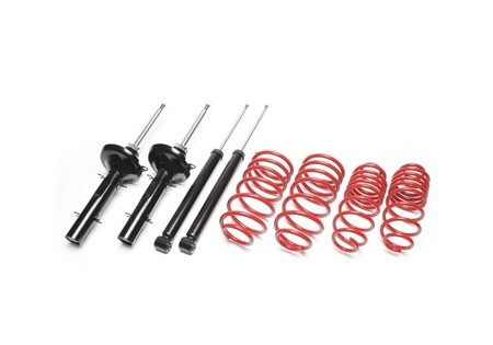 assetto sportivo Peugeot 206 / 206SW / 206CC NFZ/WJZ/WJY/NFU 1.6l + 1.9l Diesel 60/--mm