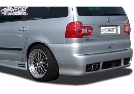 RDX Rear bumper VW Sharan 2000-2011 incl Galaxy, Alhambra RDHS080